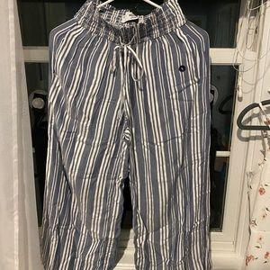 Pinstripe Hollister Pants